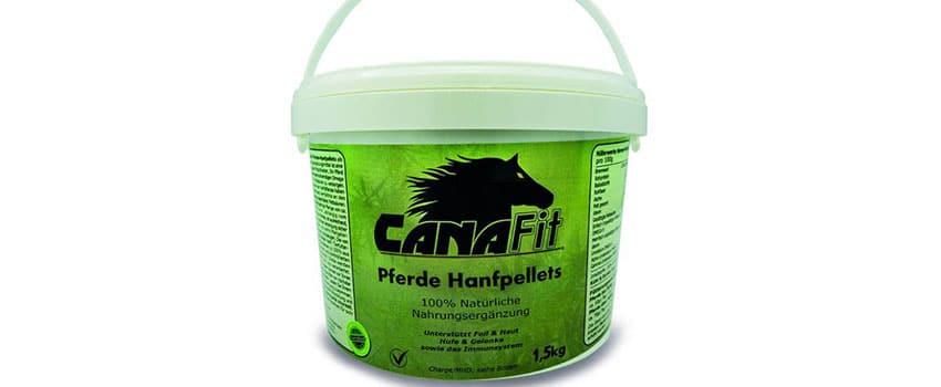 CanaFit Hanf-Pellets