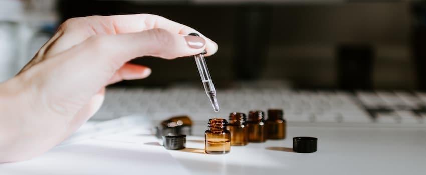 CBD Öl dosieren