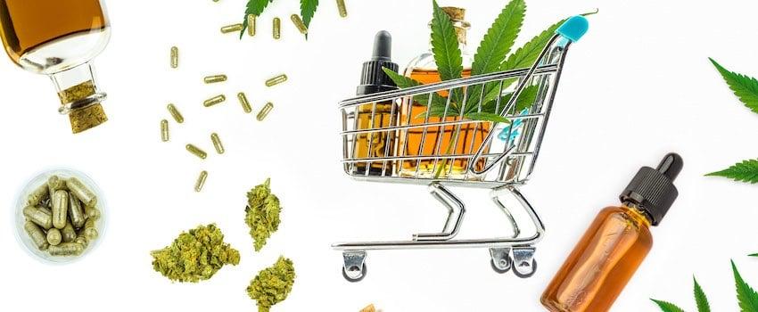 CBD Produkte Vorteile