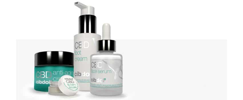 CBD Kosmetik von Cibdol