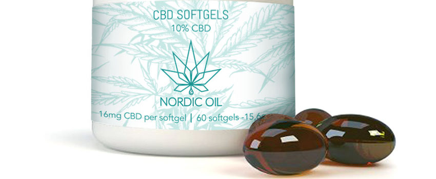 Nordic Oil CBD Liquid