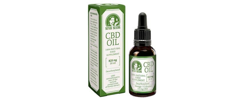 Sensi Seeds CBD-Öl